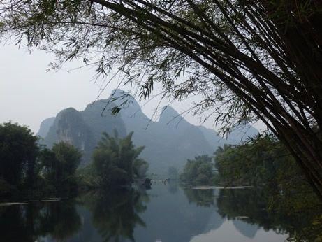 Yangshuo, Guilin and The Li River